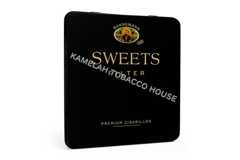 Dannemann Sweet Cigarillos Filter 10's