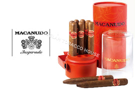 Macanudo Inspirado Orange Grand Yema Jar of 9 Sticks