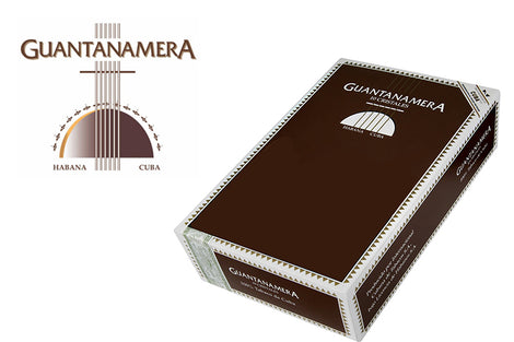 Guantanamera Cristales Box of 10 Sticks