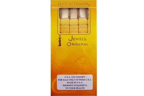 Jewels Original Wood Tipped Cigar Pack of 5 Sticks