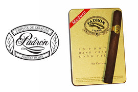 Padron Corticos Maduro Tin of 6 Sticks