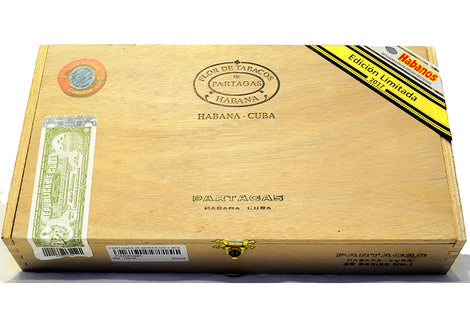 Partagas Series No.1 EDICIÓN LIMITADA 2017 (Box of 25 Sticks)