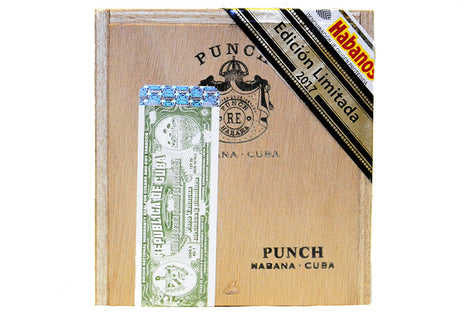Punch Regios de Punch EDICIÓN LIMITADA 2017 (Box of 25 Sticks)