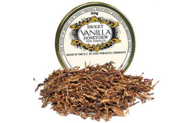 Sweet Vanilla Honeydew Pipe Tobacco 50g