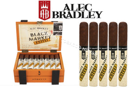 Alec Bradley The Black Market Esteli Robusto Pack of 5