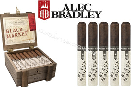 Alec Bradley The Black Market Robusto Pack of 5