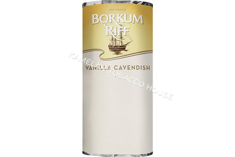 Borkum Riff Vanilla Cavendish Box of 5 Packs