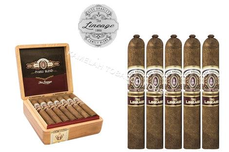 Alec Bradley The Lineage Robusto Pack of 5