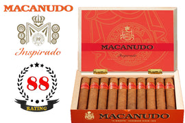 Macanudo Inspirado Orange Gigante Box of 10 Sticks