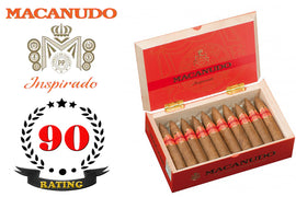Macanudo Inspirado Orange Petit Piramide Box of 20 Sticks