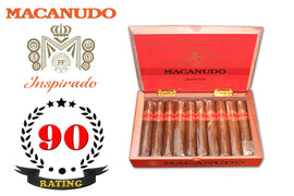 Macanudo Inspirado Orange Robusto Box of 10 Sticks