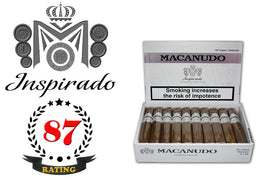 Macanudo Inspirado White Robusto Box of 20 Sticks