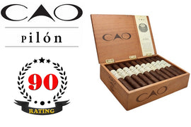 CAO Pilon Robusto Box of 20 Sticks