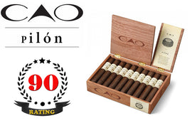 CAO Pilon Toro Box of 20 Sticks