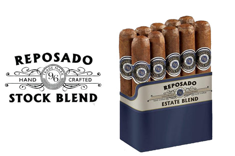 Reposado Toro Bundle of 10 Sticks