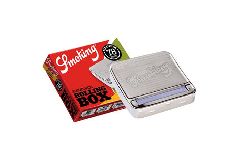 Smoking Metal Rolling Box 78MM