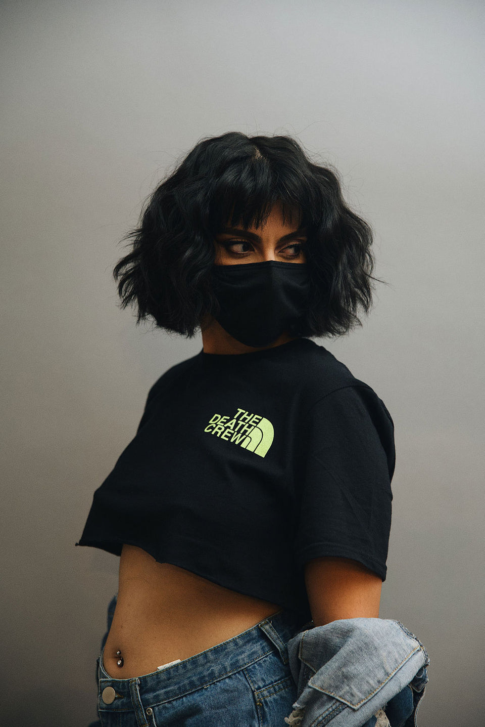 Safety Deathface Boyfriend Tee