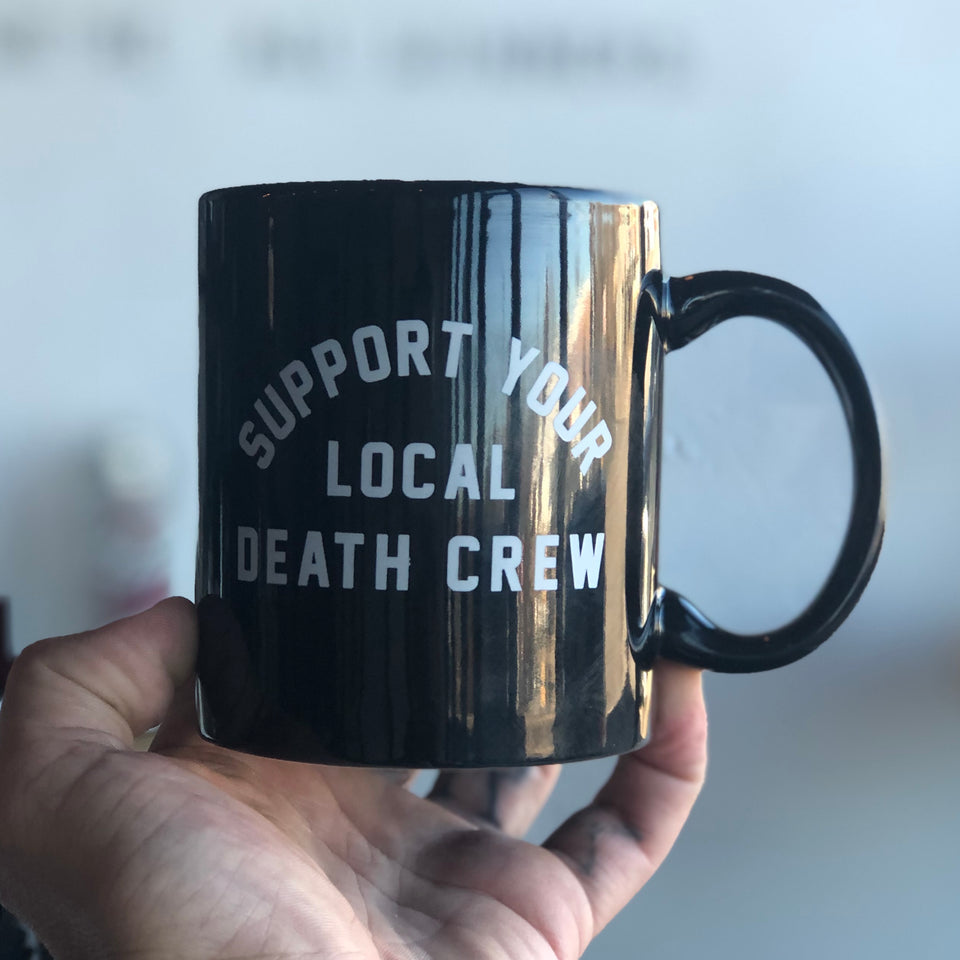 Support Local Coffee Mug