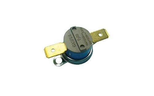 818730424 Smeg Oven Cooling Fan Cut Out Limiter Thermostat 70 Degrees ORIGINAL Thermostat