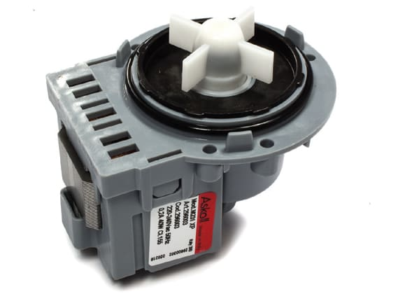 Fisher & Paykel Dishwasher Drain Pump suits some DW60 & HDW12 models Drain Pump
