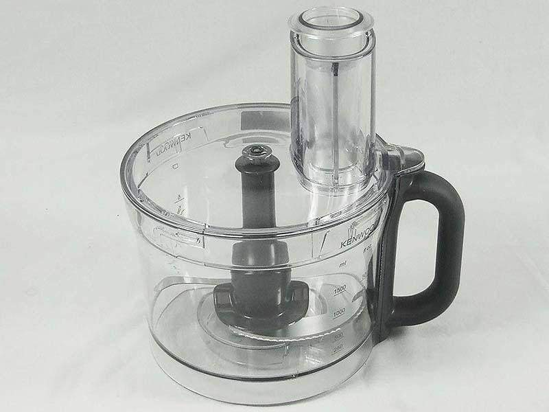KW715704 Kenwood Food Processor Bowl Kit Assembly Includes Bowl Lid Blade etc Small Appliance