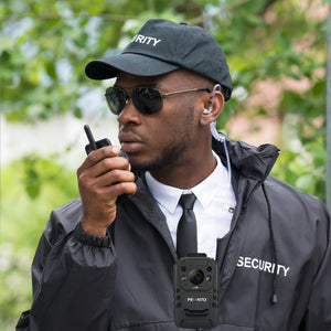 Two way radios for security workers!