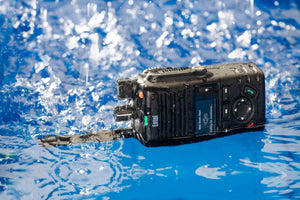Keep your communications waterproof!