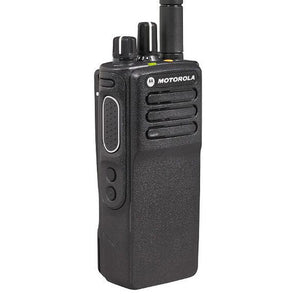 The Mototrbo DP4400e digital radio by Motorola!
