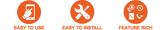 Easy To Use Easy To Install Feature Rich