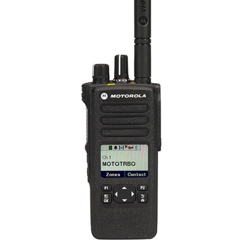 Motorola - DP4600e MOTOTRBO Digital Radio