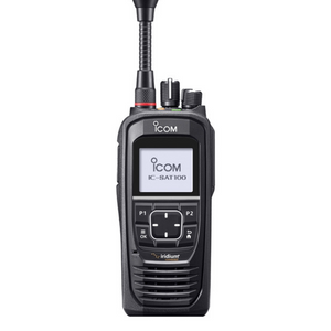 Icom IC-SAT100 PTT Satellite Transceiver (Thumbnail Image)