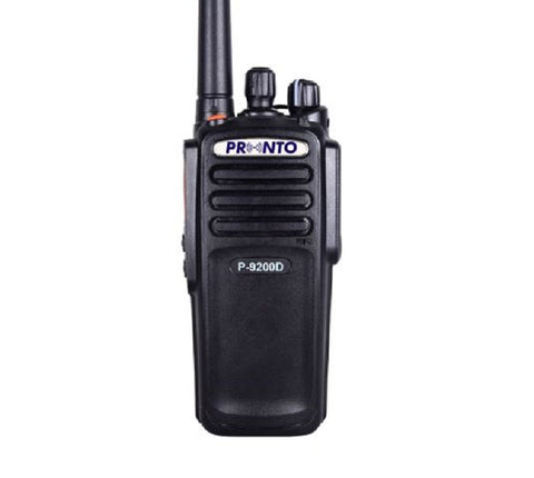 Pronto - P-9100D/9200D Digital Licensed Radio