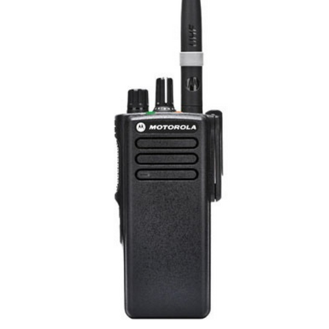 Motorola - DP4401e MOTOTRBO Digital Radio