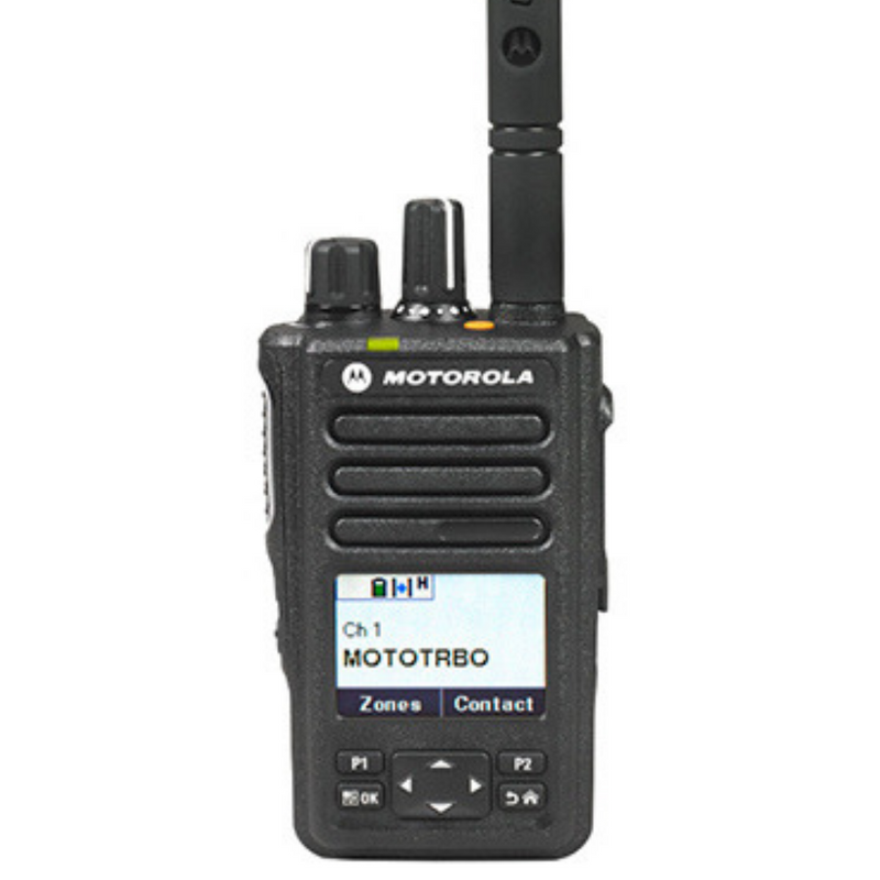 Motorola - DP3661e Digital Portable Radio