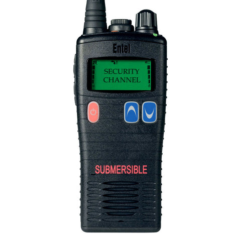 Entel - HT446L Submersible PMR446 Radio