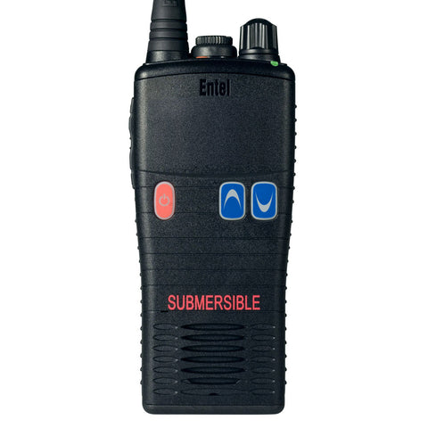 Entel - HT722/782 Licenced Portable Radio
