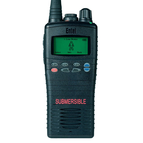 Entel - HT725/785 Portable Radio with Advanced Signalling