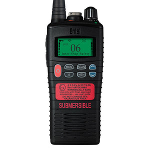 Entel - HT944 ATEX Marine Band Portable Radio with LCD Screen (Thumbnail Image)