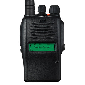 Entel - HX423/483 Portable Radio with LCD Screen (Thumbnail Image)