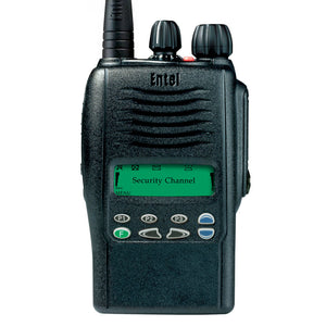 Entel - HX425/485 Portable Radio with Advanced Signalling (Thumbnail Image)