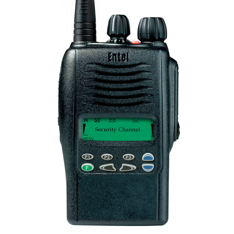 Entel - HX425/485 Portable Radio with Advanced Signalling