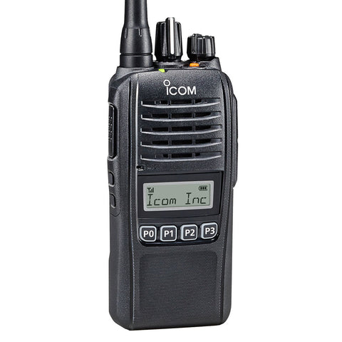 Icom - IC-F1000S / F2000S Licensed Portable Radio with LCD Screen