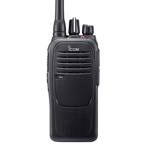 Icom - IC-F1000D / F2000D Digital Licensed Portable Radio
