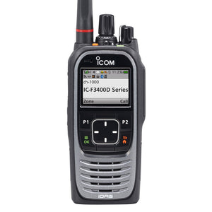 Icom - IC-F3400DS / 4400DS Licensed Digital Radio (Thumbnail Image)