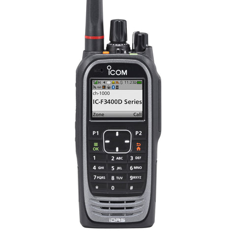 Icom - IC-F3400DT / 4400DT Licensed Digital Radio
