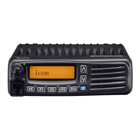 Icom - IC-F5062D / F6062D Digital Mobile Radio