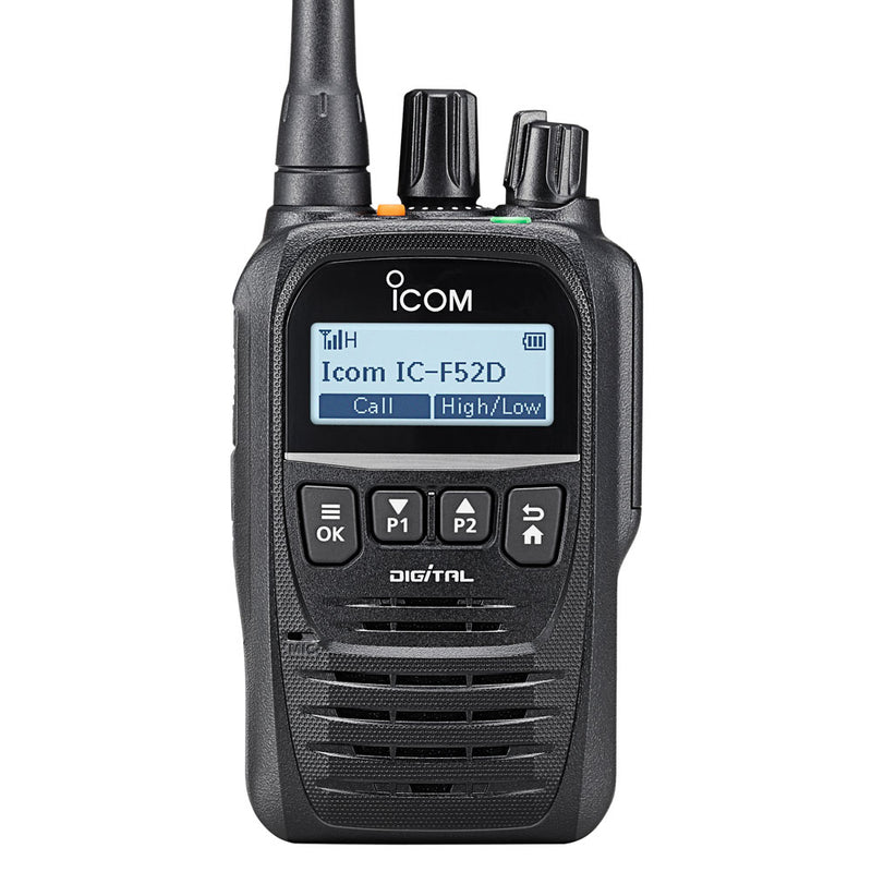 Icom - IC-F52D / 62D Licenced Digital Radio
