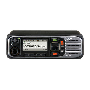 Icom - IC-F5400D / 6400D Digital Mobile Radio with Colour Screen (Thumbnail Image)