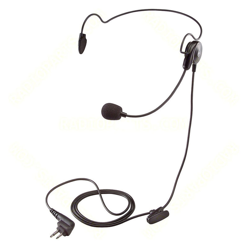 Maximon - Max-89 Lightweight Rear Headband Ear/Mic Kit