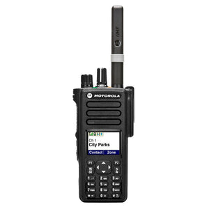 Motorola - DP4800e Digital Portable Radio (Thumbnail Image)
